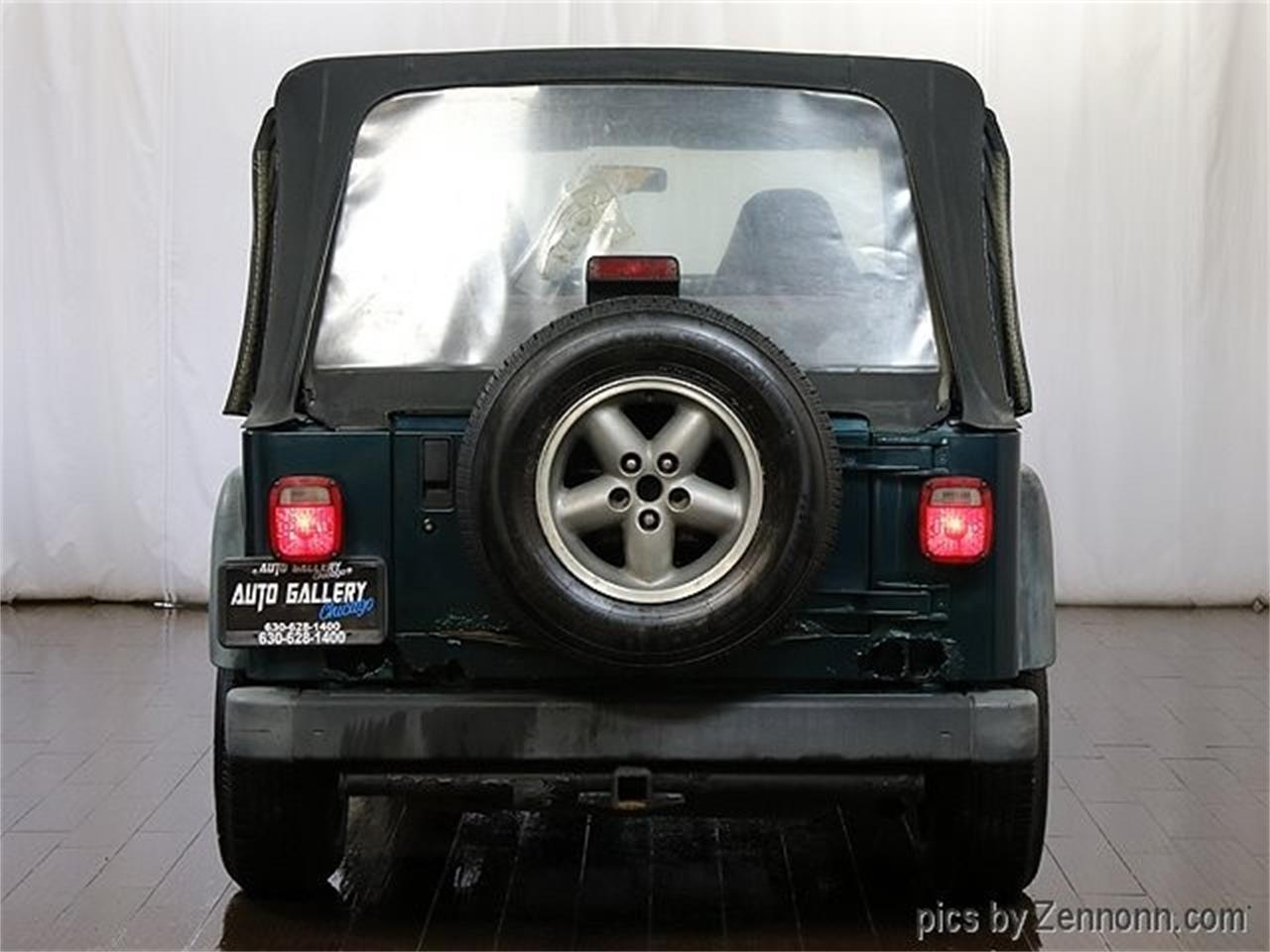 Large Picture of '98 Wrangler - QDUA