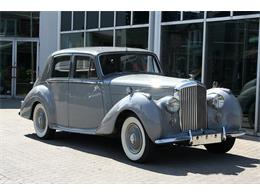 Picture of '53 Bentley R Type Auction Vehicle - QKR6