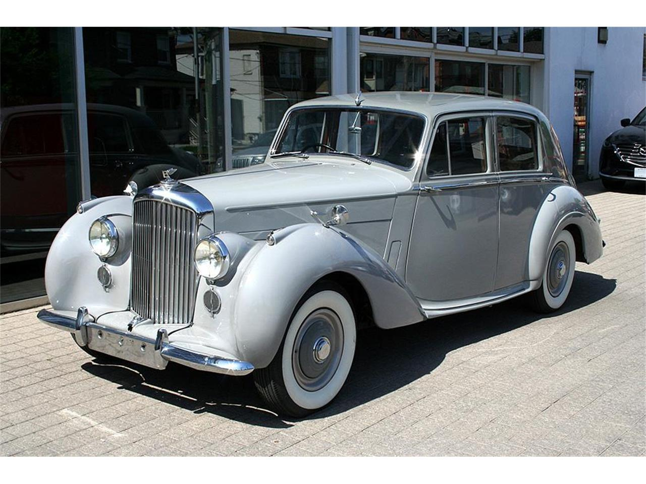 Large Picture of Classic '53 Bentley R Type located in  - QKR6