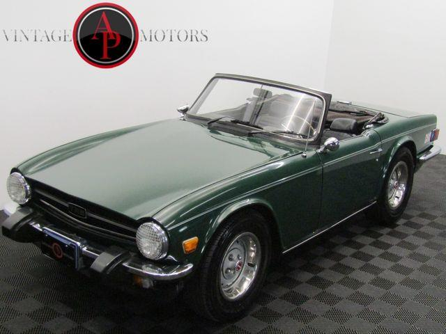 Picture of '75 TR6 - QKR9