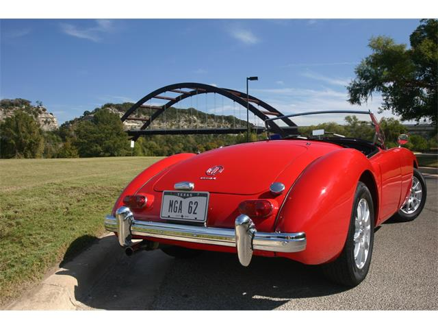 Picture of '62 MGA - QKRF
