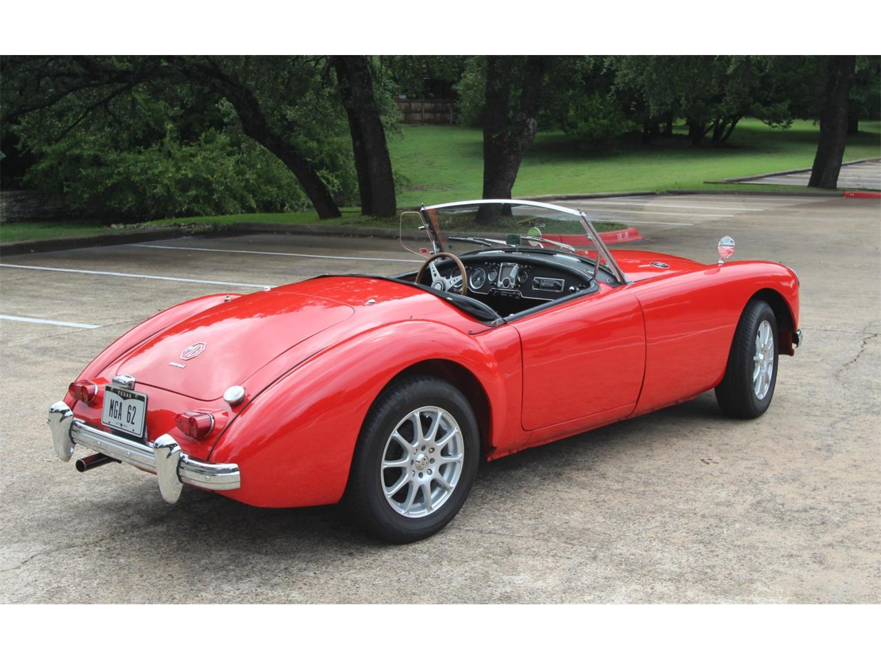 Large Picture of '62 MGA - QKRF