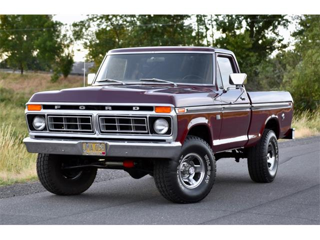 Picture of '76 F100 - QKRH