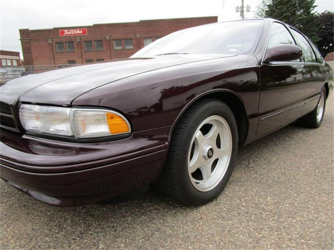 Large Picture of '96 Impala - QKRU