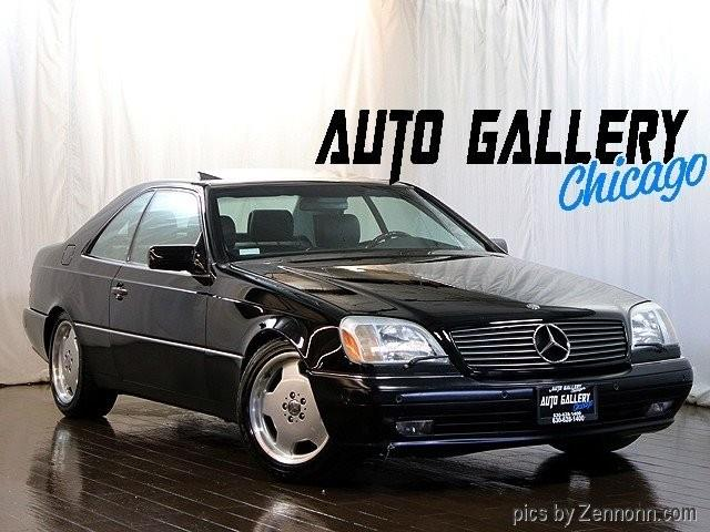 Picture of '97 Mercedes-Benz S500 Offered by  - QDUE
