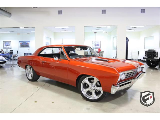 Picture of '67 Chevrolet Chevelle - $69,950.00 Offered by  - QKRY