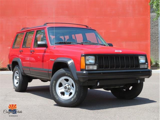 Picture of '96 Cherokee - QKRZ