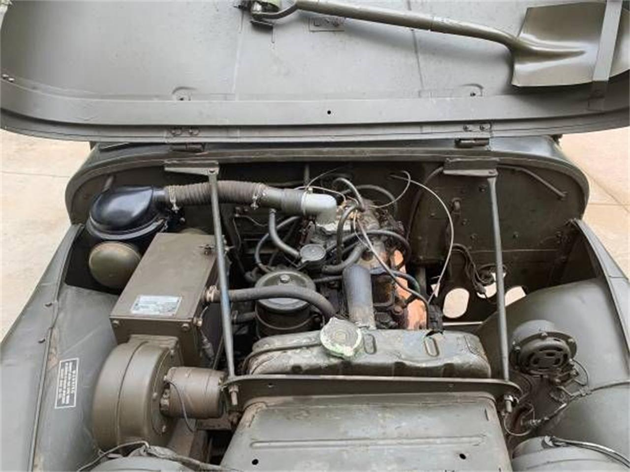 Large Picture of '54 M38A1 - QKSE