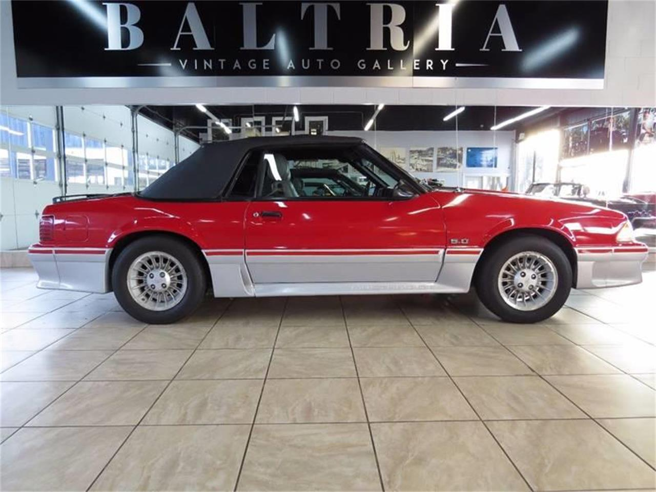 Large Picture of '88 Mustang - QKSH