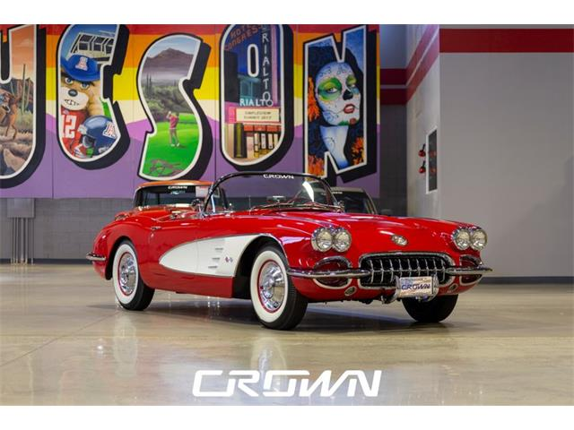 Picture of '58 Corvette - QKV9