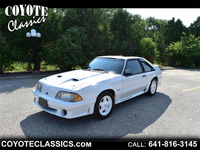 Picture of '90 Ford Mustang GT located in Iowa - QLKV
