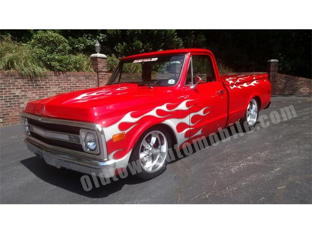 Picture of 1969 C10 located in Huntingtown Maryland - QLM9
