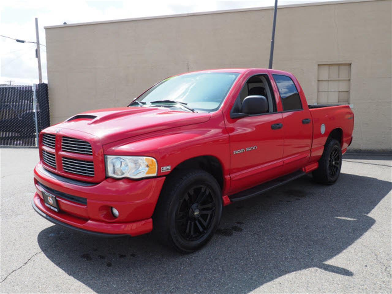 Large Picture of '04 Ram 1500 - QKVG