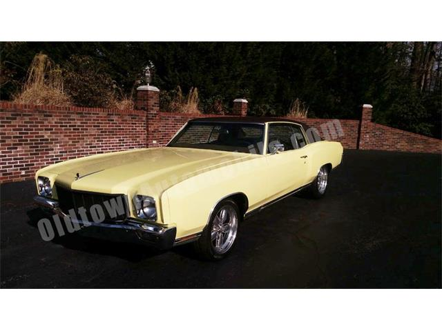 Picture of '71 Chevrolet Monte Carlo Offered by  - QLMU