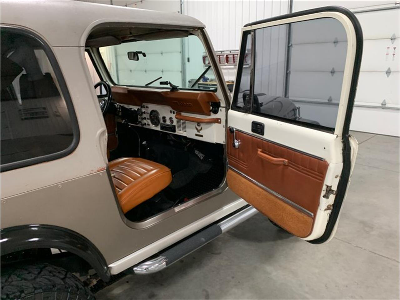 For Sale: 1984 Jeep CJ in Holland , Michigan
