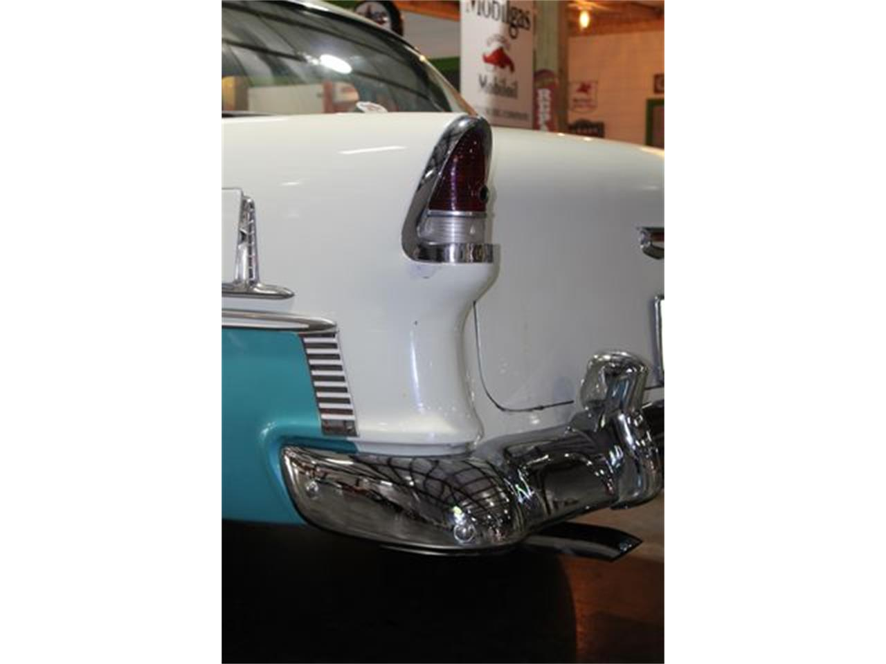 Large Picture of Classic 1955 Bel Air located in Houston Texas - QKVL