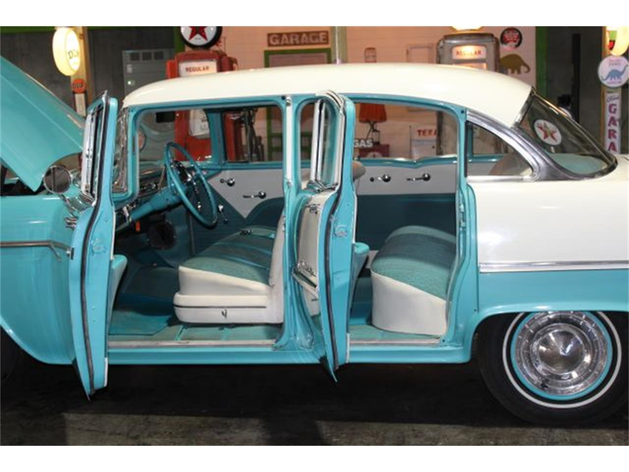Large Picture of '55 Bel Air located in Texas - $23,000.00 Offered by Theiss Motorsports Classics and Customs - QKVL