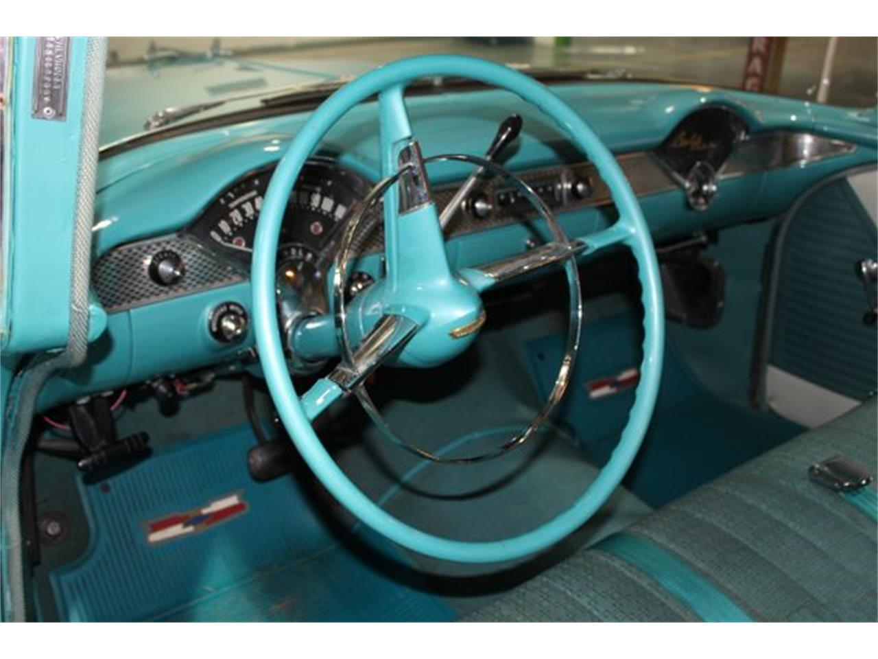 Large Picture of Classic 1955 Chevrolet Bel Air - QKVL