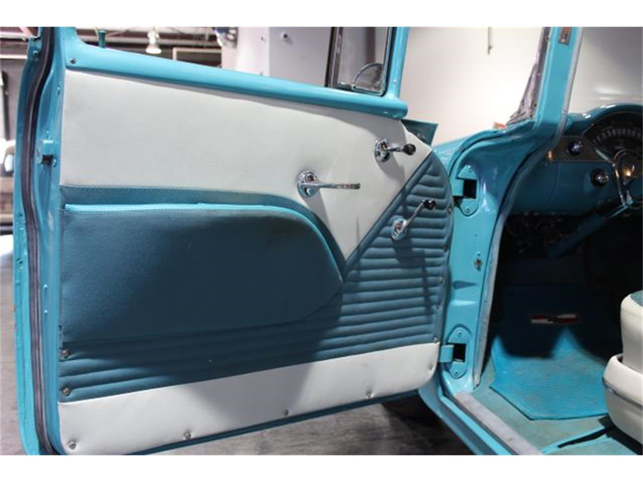 Large Picture of 1955 Chevrolet Bel Air located in Houston Texas - $23,000.00 - QKVL