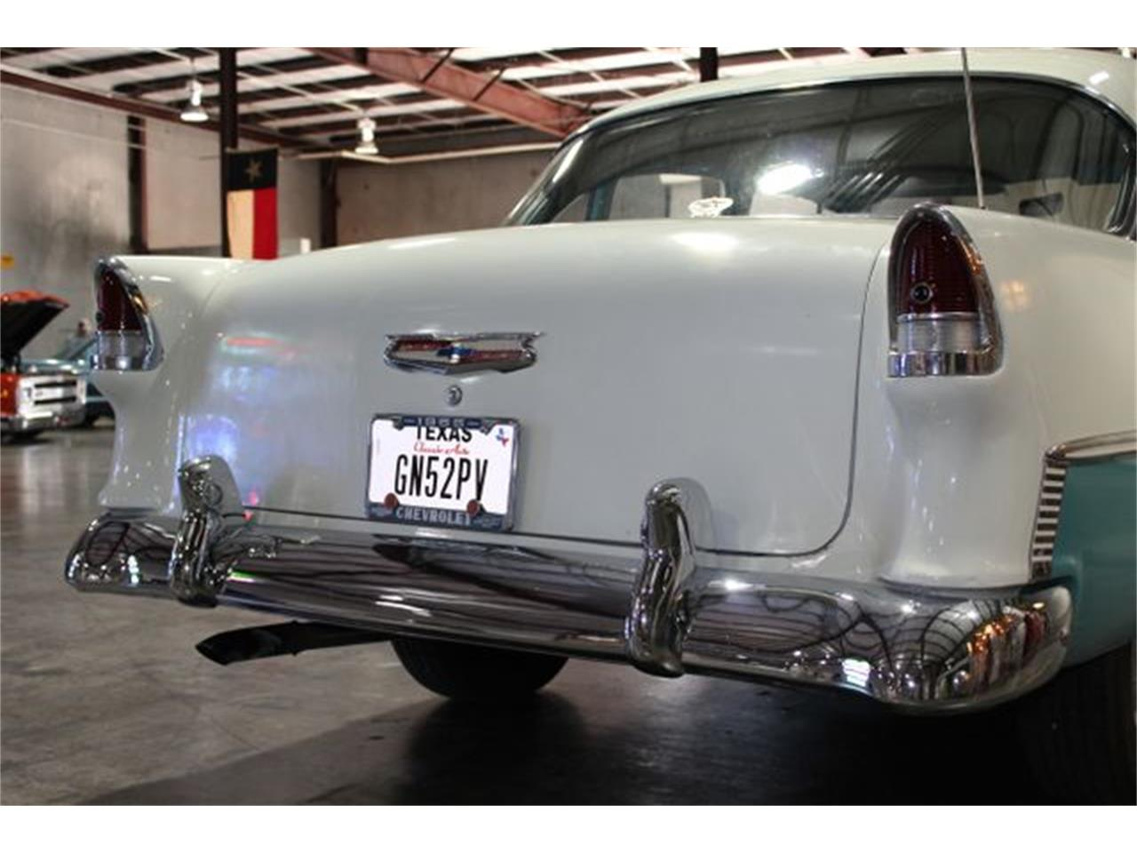 Large Picture of Classic 1955 Chevrolet Bel Air Offered by Theiss Motorsports Classics and Customs - QKVL