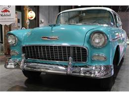 Picture of Classic 1955 Chevrolet Bel Air located in Houston Texas - $23,000.00 Offered by Theiss Motorsports Classics and Customs - QKVL