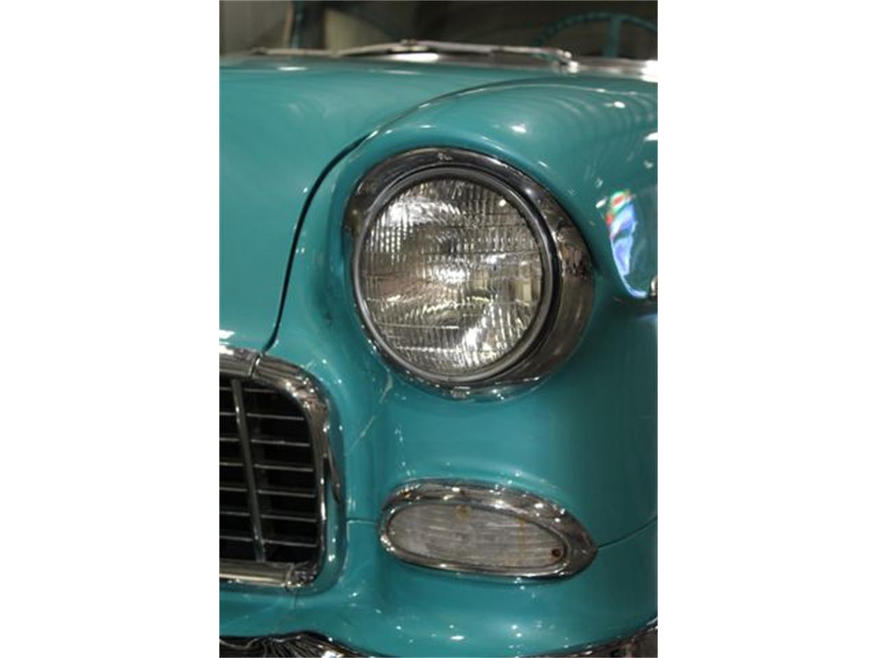 Large Picture of 1955 Chevrolet Bel Air - $23,000.00 Offered by Theiss Motorsports Classics and Customs - QKVL