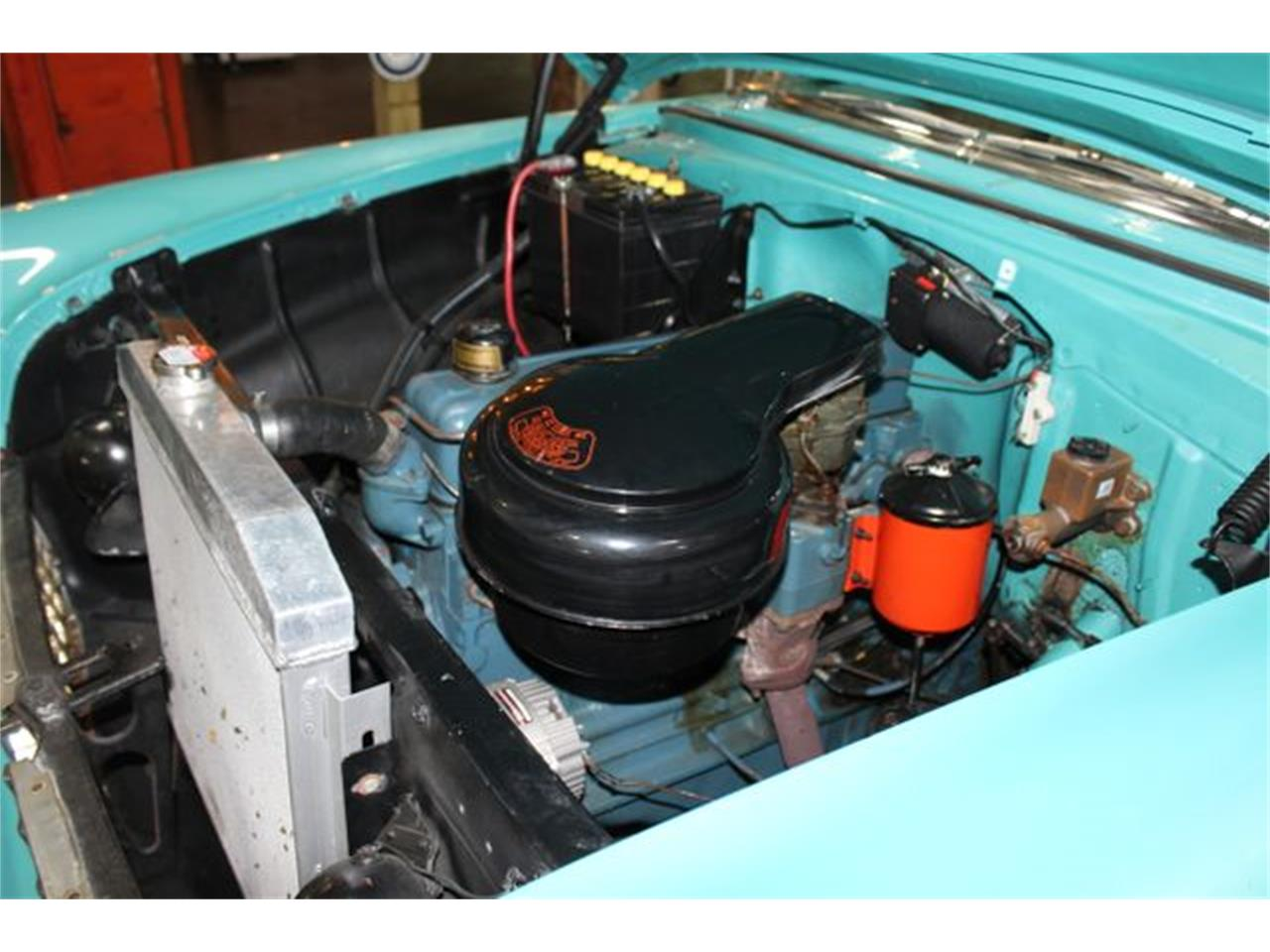 Large Picture of 1955 Chevrolet Bel Air located in Houston Texas - $23,000.00 Offered by Theiss Motorsports Classics and Customs - QKVL