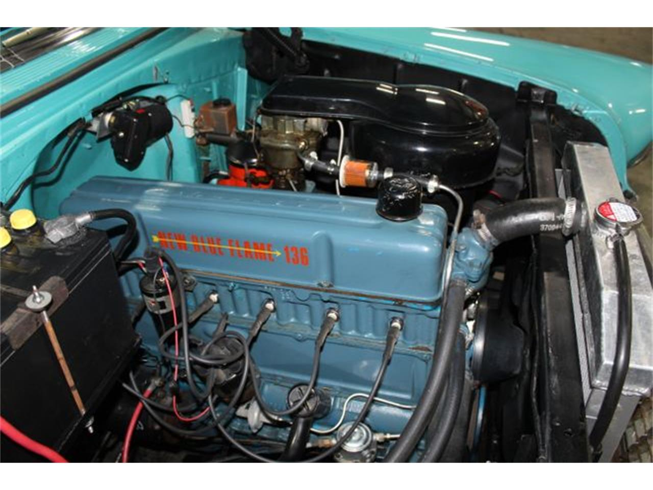 Large Picture of '55 Chevrolet Bel Air - $23,000.00 Offered by Theiss Motorsports Classics and Customs - QKVL