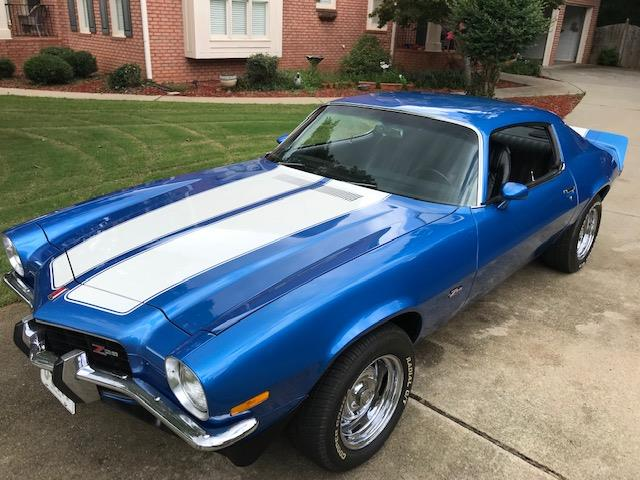 1973 Chevrolet Camaro for Sale on ClassicCars com on