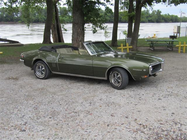 Picture of '68 Firebird - QLO1