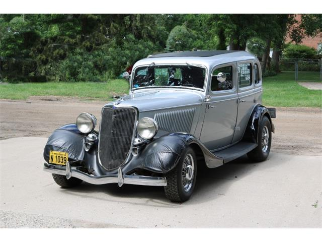 Picture of '34 Model 40 - QLO4