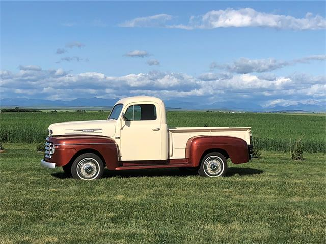 Picture of '50 Pickup - QLO5