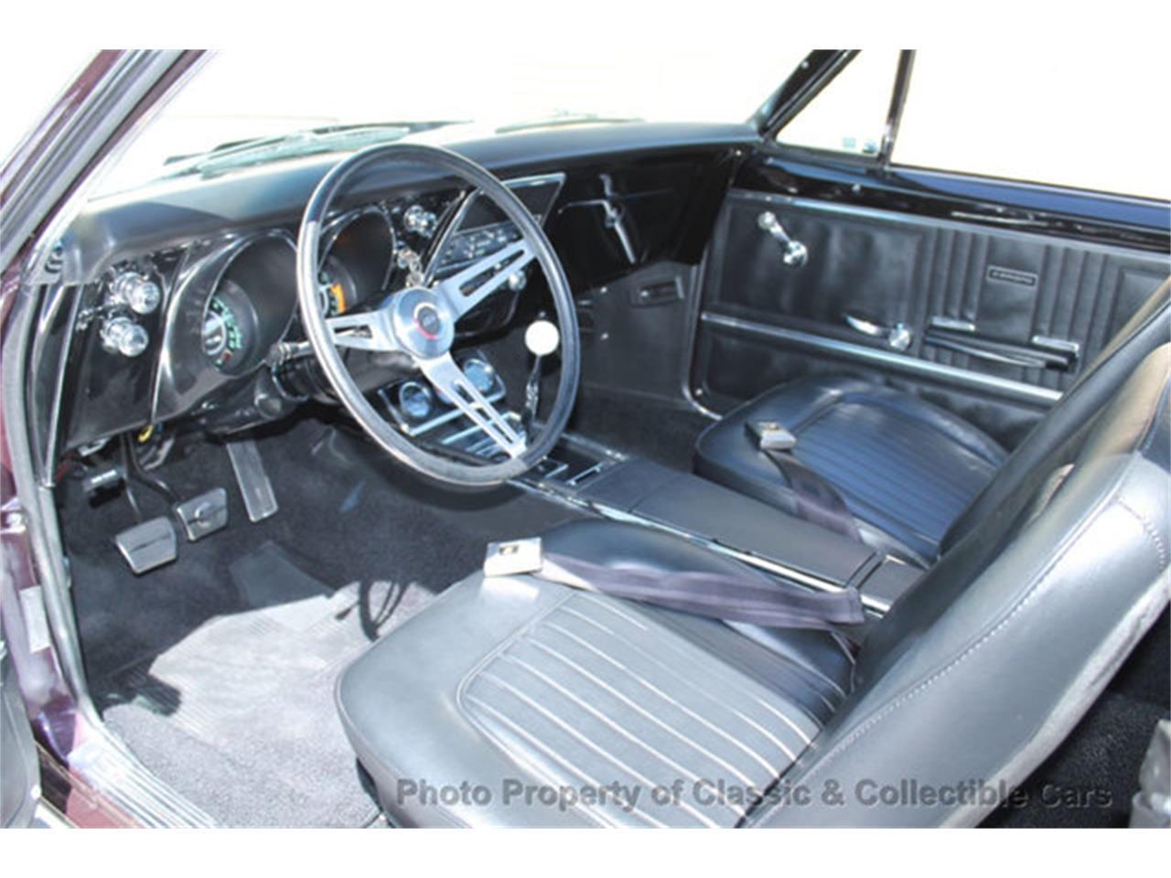 Large Picture of '67 Camaro - QKVN