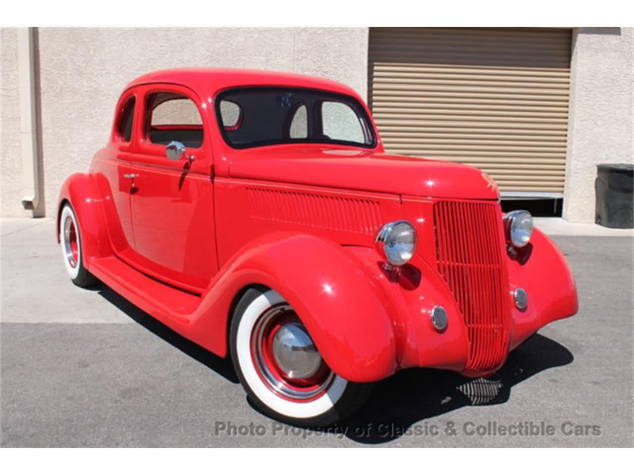 Large Picture of '36 Deluxe - QKVO