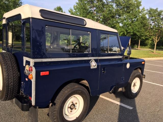 Classic Land Rover for Sale on ClassicCars com on