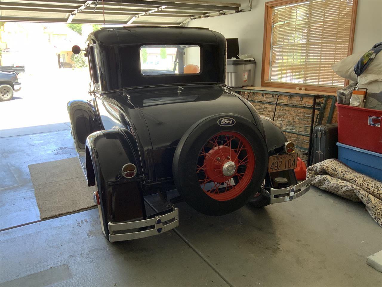 Large Picture of '31 Model A - QLOQ