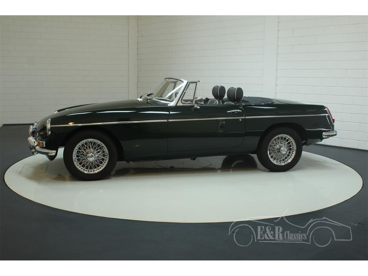 Large Picture of '66 MGB - QKVR