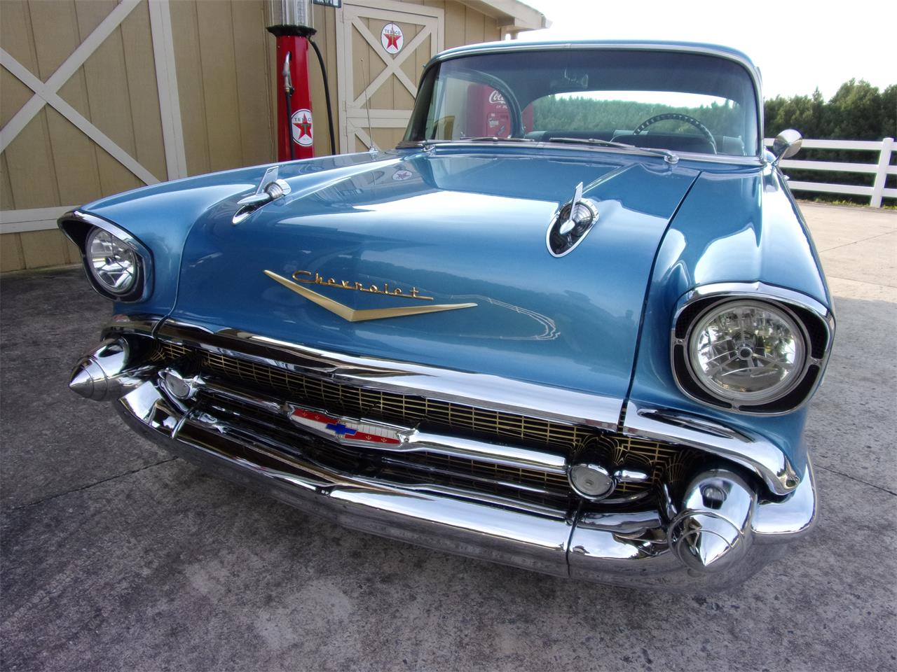 Large Picture of '57 Bel Air - QKVS