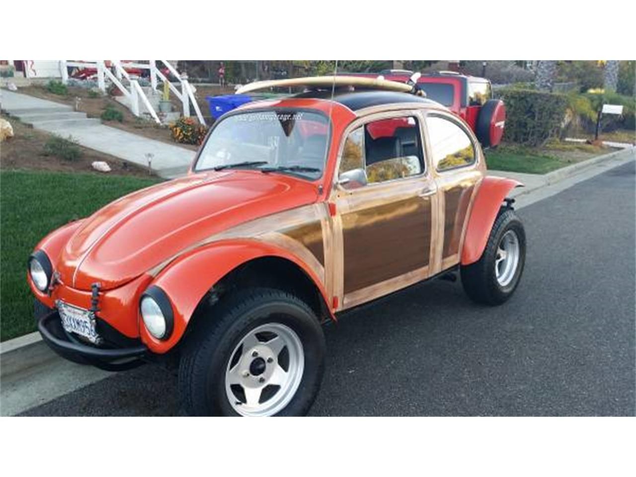 Large Picture of '70 Beetle - QLQ2