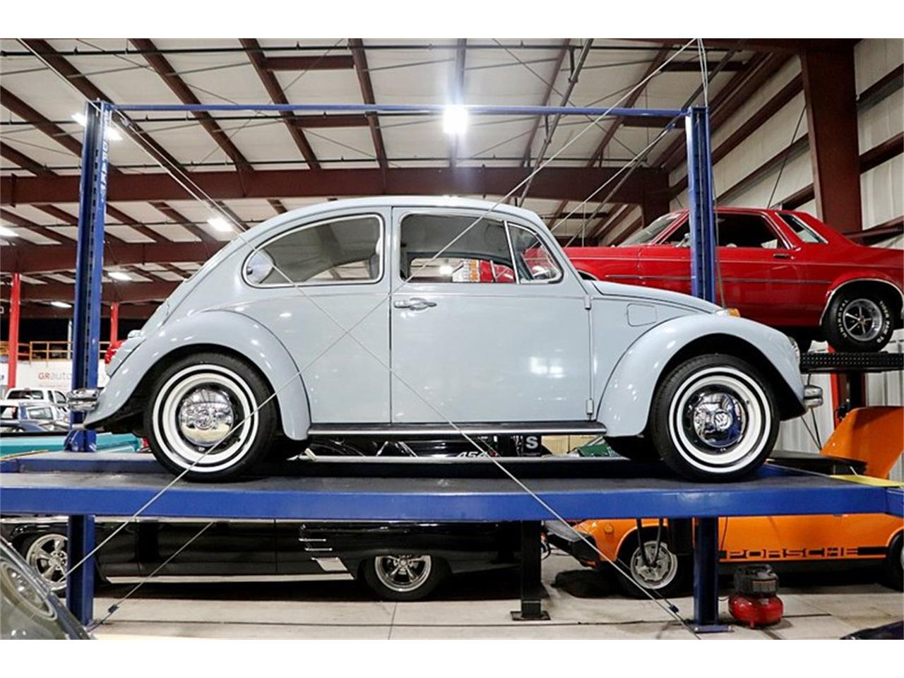 Large Picture of '68 Beetle - QLQC