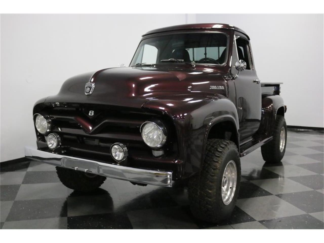 Large Picture of '54 F100 - QLQH