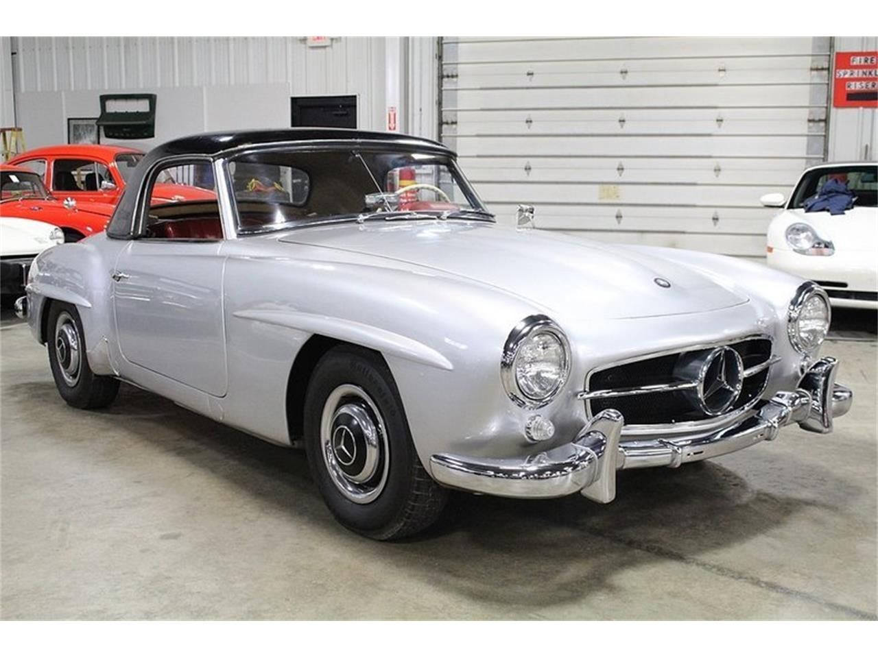 Large Picture of '58 190SL - QLQI