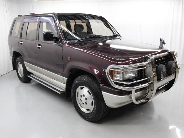 Picture of 1994 Isuzu Trooper located in Christiansburg Virginia - $12,991.00 - QLQM