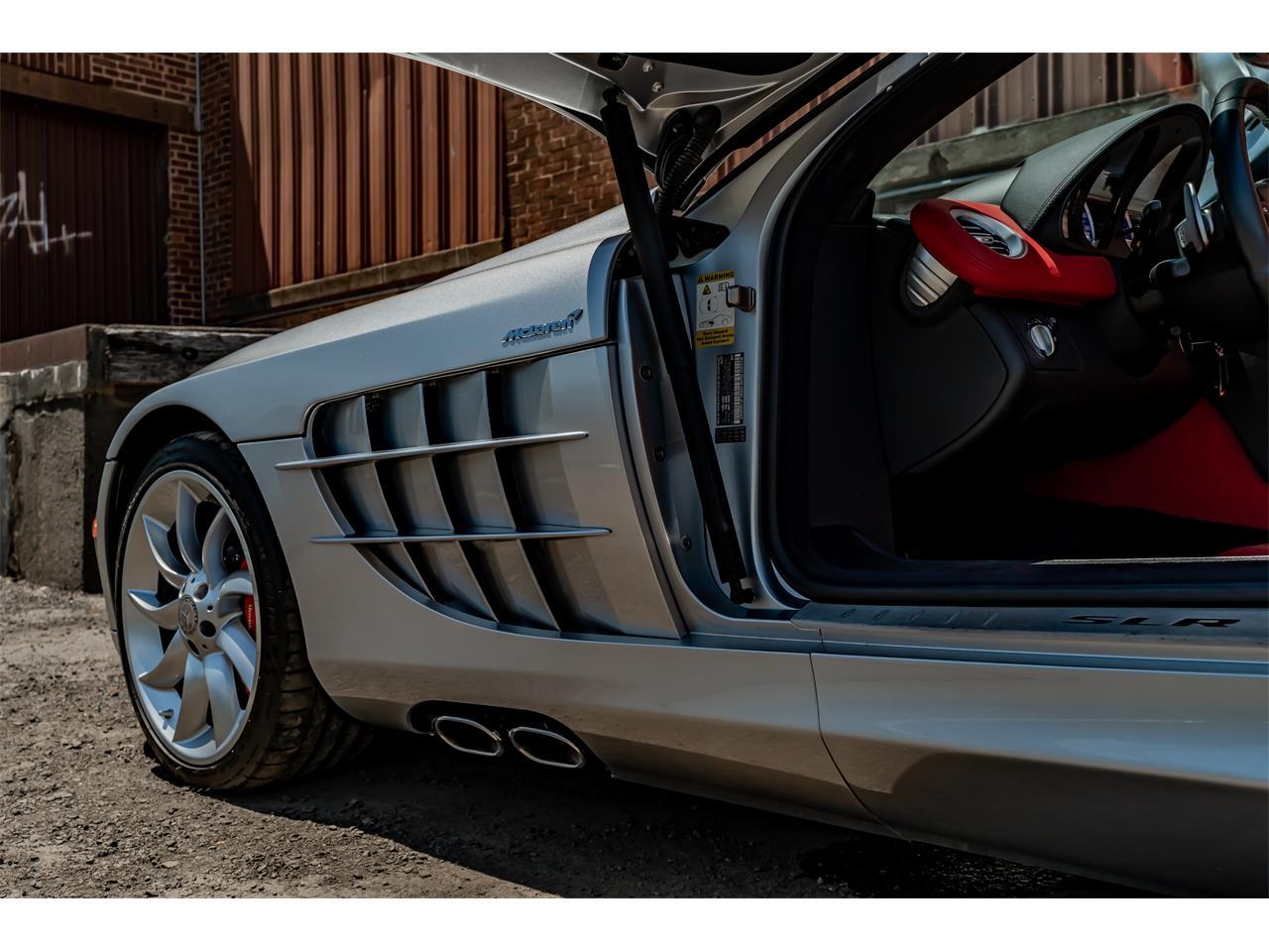 Large Picture of '08 SLR McLaren - QKVW