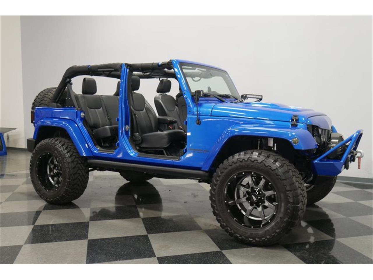 Large Picture of '15 Wrangler - QLR2