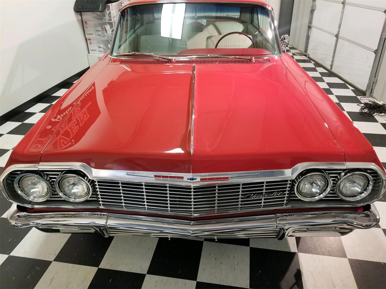 Large Picture of '64 Impala SS - QKVX