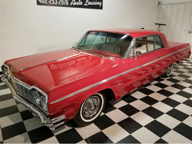 Picture of Classic 1964 Chevrolet Impala SS - $79,990.00 - QKVX