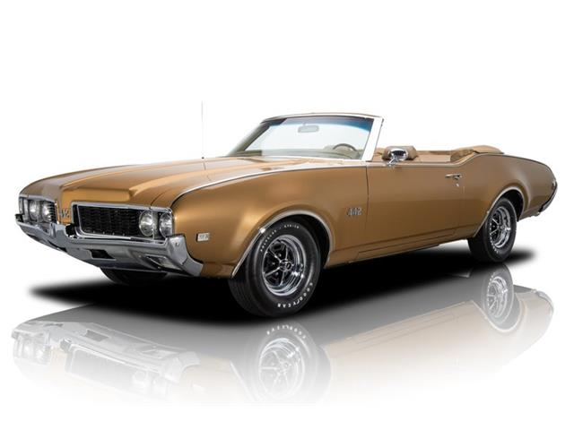 Picture of 1969 Oldsmobile Cutlass Offered by  - QLRA
