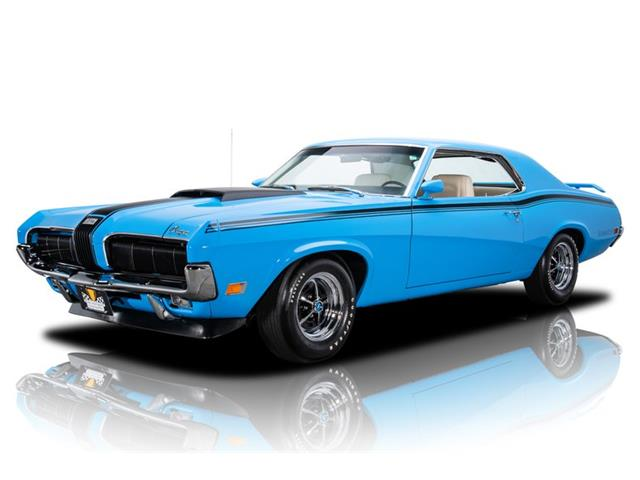 Picture of 1970 Mercury Cougar - $129,900.00 Offered by  - QLRD