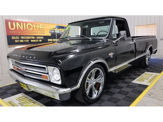 Picture of '67 C10 - QLRJ